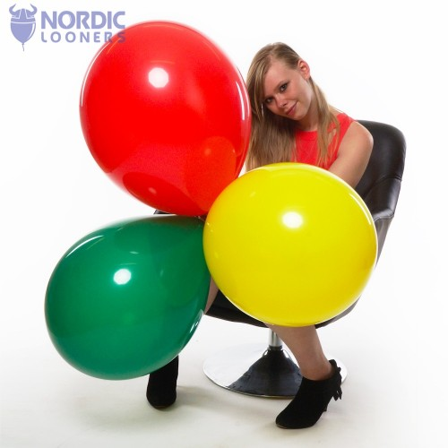 "Qualatex 16"" Standard 3,35 DKK #43875 Nordic Looners"