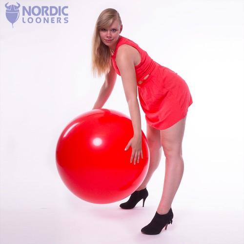 "Qualatex 36\\"" Standard 31,62 DKK #41996 Nordic Looners"