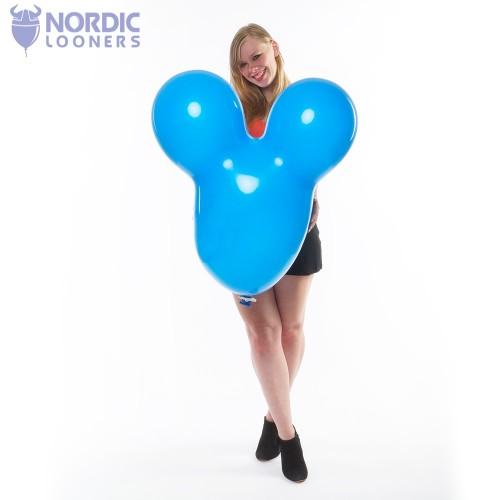 """Cattex 30"""" Giant Mouse GPF/22 22,79 DKK Nordic Looners"""