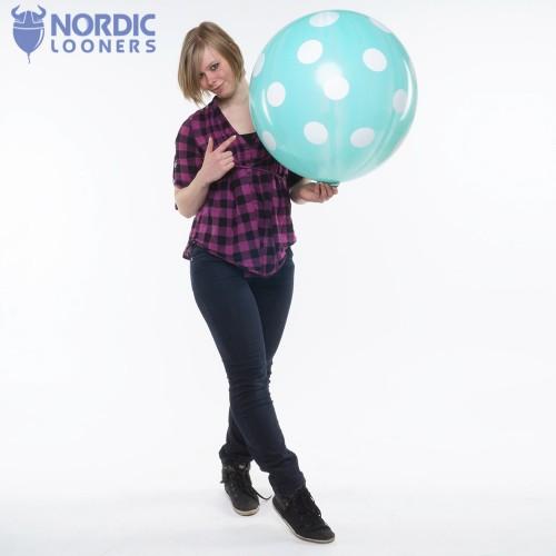 "Cattex 32\\"" Polka Dots PT/220DS.M2651T 17,67 DKK Nordic Looners"