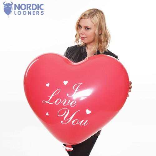 "Cattex 24\"" Heart - I love you GPF/13.l9971c 16,09 DKK Nordic Looners"