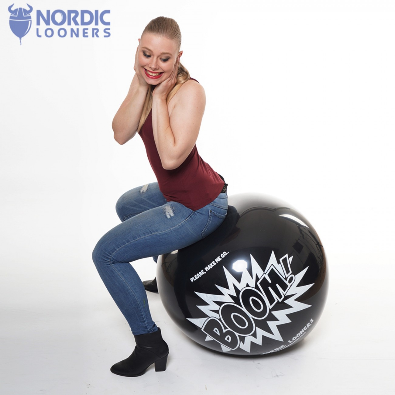 "Nordic Looners 45\\"" BOOM! NL45-Boom 61,01 DKK Nordic Looners"