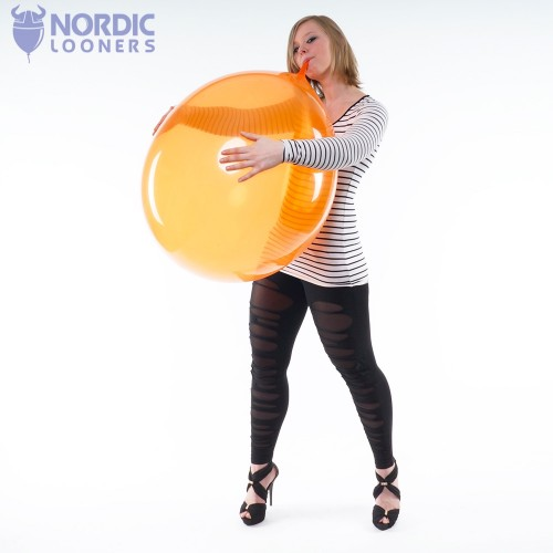 "Tuf-Tex 24\\"" Crystal Rund 9,75 DKK TT24-Crt-Single Nordic Looners"