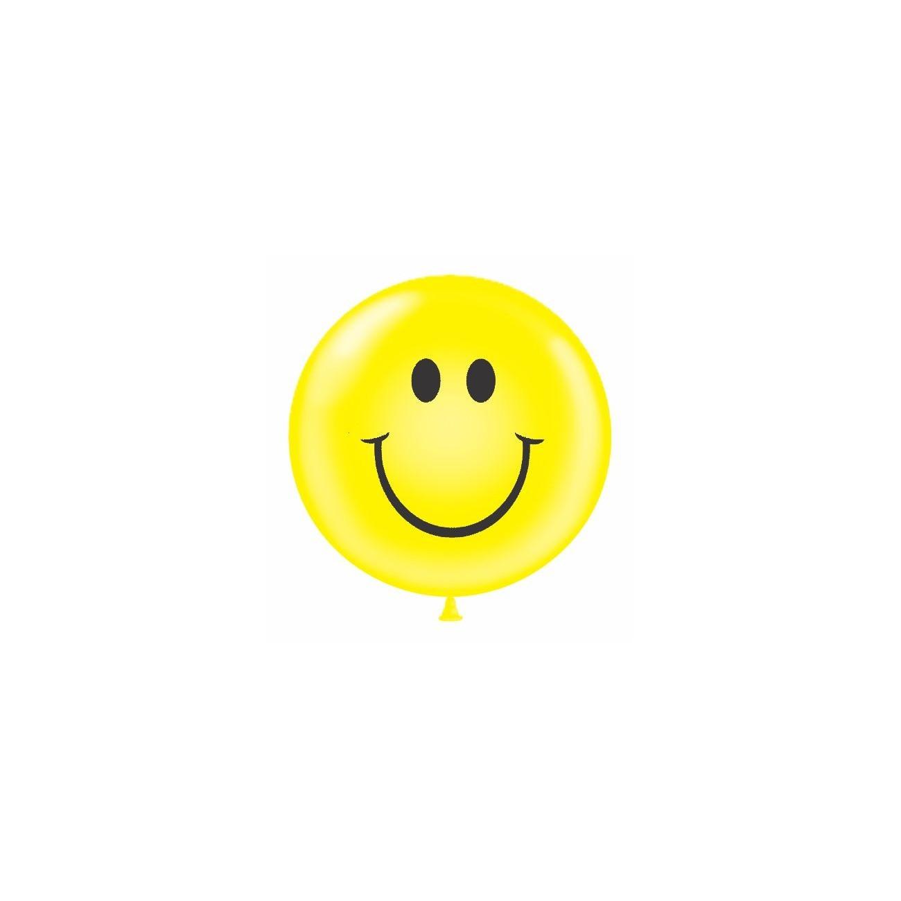 "Tuf-Tex 24\\"" (61cm) Smile Face TT24-Smile-Single 20,00 DKK Nordic Looners"