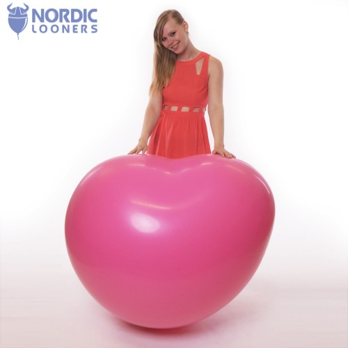 "Cattex 55"" Heart GPF/21 70,83 DKK Nordic Looners"