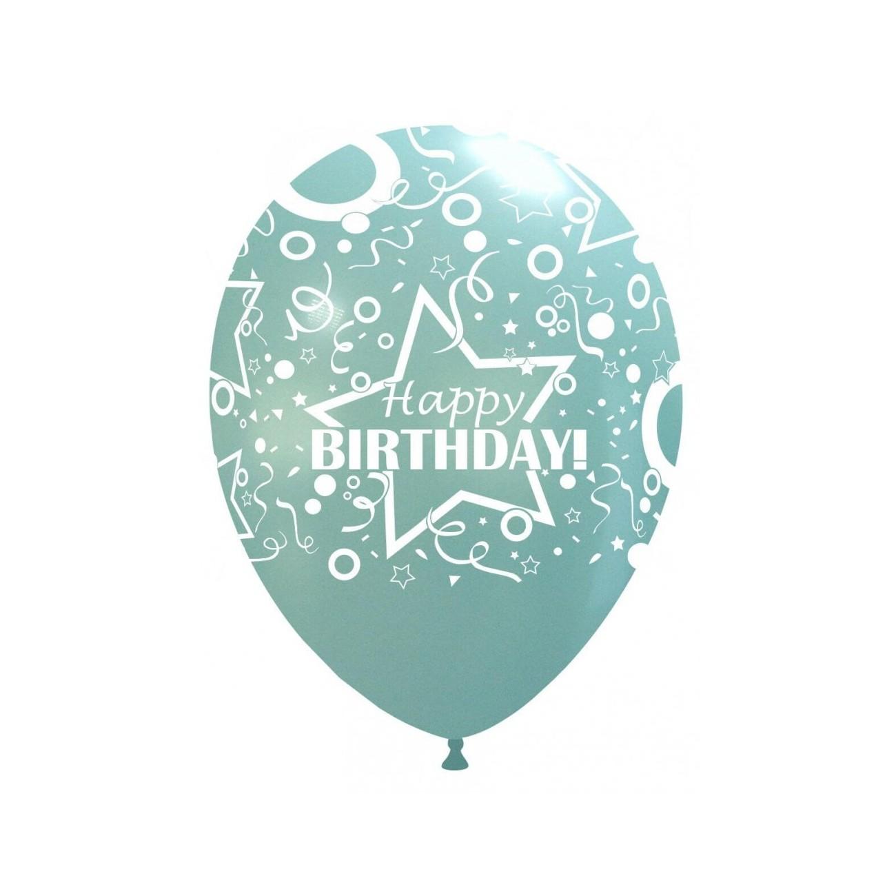 "Cattex 12"" Crazy Birthday"