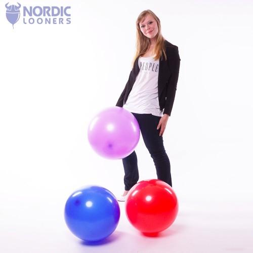 "Sempertex 18"" Pastel R18 5,51 DKK Nordic Looners"