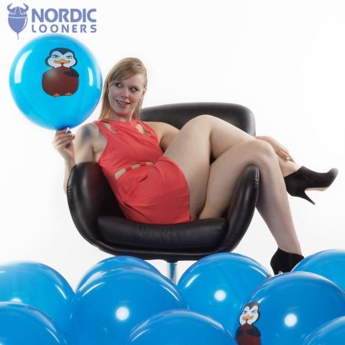 """Nordic Looners 19\\"""" LOOP Print NL19-LOOP 2,33 DKK Nordic Looners"""
